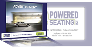 Powered Seating Graphic
